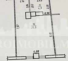 Se oferă spre vânzare apartament în varianta albă, cu Locuința are ...