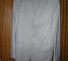 Мужской костюм, всего пару раз одевался