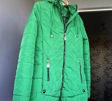 Продам куртку в отличном состоянии!!!