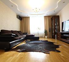 Продам 3-к квартиру полностью оборудованная!