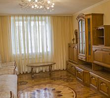 Продаётся 3-комнатная квартира в центре