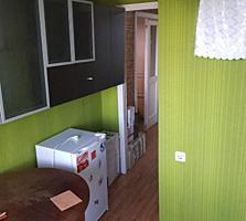 Apartament cu o odaie, 33 m2! Prima linie!