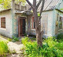Дом в Терновке или участок под строительство 14 соток отличное место.