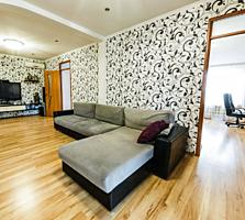 Эксклюзивная 5-ти комнатная квартира в районе парка Победа + ГАРАЖ.