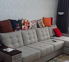 Cvartal Imobil vă propune spre vânzare apartament cu 3 camere. ...