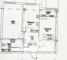 Spre vânzare apartament cu suprafața de 62mp, situat pe ...