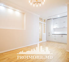 Vă propunem spre vînzare apartament cu 2camere cu living, amplasat