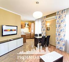 Vă propunem acest apartament cu 2 camere + living, sectorul Centru, .