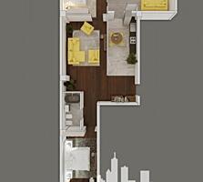 Propunem spre vânzare apartament cu trei camere și suprafața de 97 ...
