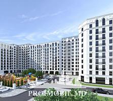 Apartament cu 2 camere și suprafața totală 54m2. Planificare ...