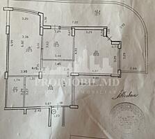 Se oferă spre vânzare apartament în varianta albă, cu 3 camere. ...