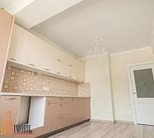 Se vinde apartament cu 1 camera in sectorul Botanica. Bloc nou dat in