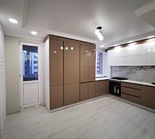 Apartament cu 2 camere în bloc nou la parc, str. Mihail Sadoveanu