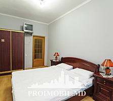 Vă propunem acest apartament cu 3 camere, sectorul Centru, bd. Ștefan