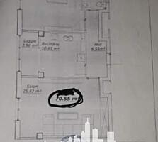 Vă propunem acest apartament cu 2 camere, sectorul Centru,str. Z. ..