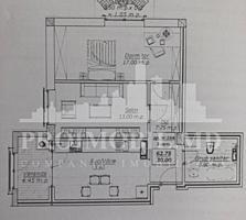 Spre vânzare apartament cu 2 camere în Comlexul Locativ ''MI