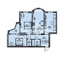 Spre VÂNZARE apartament cu 3 camere și suprafața de 95 mp, în ...
