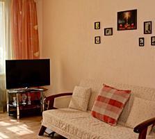 Очень уютная 3-х комнатная квартира с автономкой и ремонтом