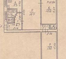 Продам 3 комн. квартиру на 1 ст. Люстдорфской дороги.
