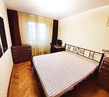 Apartament cu 4 odai într-un bloc secundar din sectorul Riscani. Casă