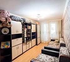 Se vinde apartament cu 2 camere localizat in sectorul Botanica. Bloc .