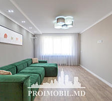 Spre vânzare apartament finisat la cheie cu 3 camere, amplasat în ..