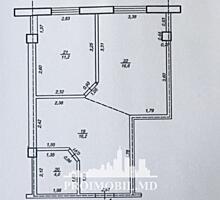 Vă propunem acest apartament cu 2 camere, sectorul Telecentru str. ..