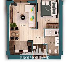 Cumpără un apartament în variantă albă și dă-i viață după bunul plac!