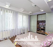 Se oferă spre vînzare apartament cu 3 camere, sectorul Centru, str. ..