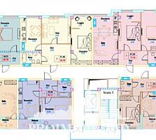 Spre vânzare apartament cu suprafața de 81 mp, situat pe ...