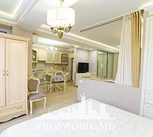 Vă propunem acest apartament cu 2 camere, în bloc de elită, situat .