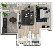 Spre vânzare apartament în bloc dat în exploatare, situat pe artera ..