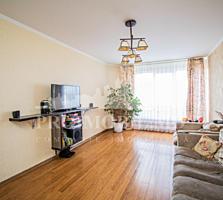 Apartament cu 3 camere și suprafața de 90 m2. Str. Calea Orheiului, ..