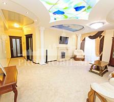Vă prezentăm un apartament superb și luminos! Imobilul dispune de 4 ..