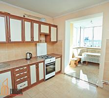 S e vinde apartament spatios cu 3 odai in sectorul Buiucani. Bloc ...