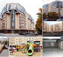 Apartament într-o casă nouă din sectorul Buiucani. Compartimentare: 2