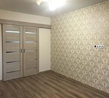 Apartament cu 3 odai, reparatie euro!!!