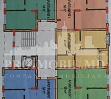 Spre vânzare apartament cu ocameră și suprafața de 41 mp. Casă ...