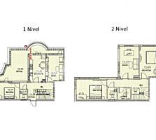 Vă oferim spre vânzare un penthouse exclusiv, cu o priveliște superbă