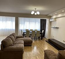 Cvartal Imobil vă oferă spre vânzare apartament cu 3 camere + living,