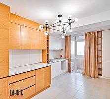 Se vinde apartament cu 2 odai + living, amplasat în sectorul Buiucani