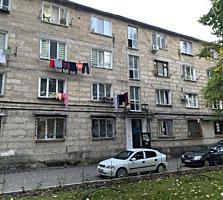 Apartament ieftin și luminos in bloc secundar sectorul Buiucani. ...