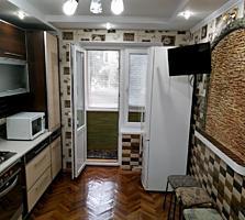 Se vinde apartament cu 4 odai in sectorul Buiucani. Amplasarea foarte