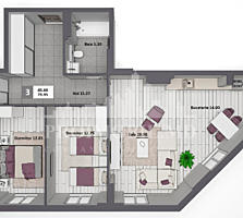 Amplasat într-o zonă ecologică exclusivă, Newton House îți oferă ...