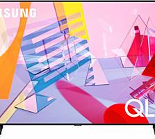 "Samsung QE55Q60TAUXUA / 55"" QLED Flat 4K UHD Premium PQI 3100Hz S"
