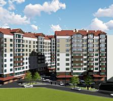 Apartament cu 1 odaie + living într-o zonă cu infrastructură bine ...