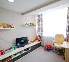 Vă propunem spre vînzare apartament cu 3 odai + living in 2 nivele, ..