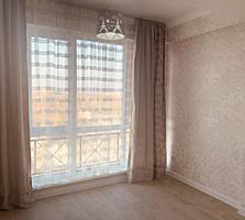 Apartament cu 1 odaie+ living într-o casă nouă din sectorul Buiucani.