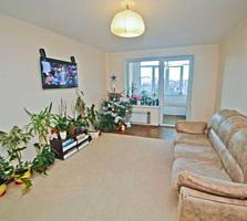 Se vinde apartament cu 4 camere in sectorul Botanica. Suprafata ...