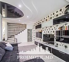 Vă propunem spre vînzare apartamentîn 2 nivele cu 4 camere, ...